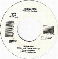 Cover Johnny Cash - Delia's Gone [1994]